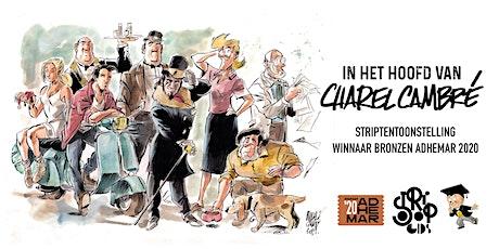 In het hoofd van Charel Cambré - Bronzen Adhemar 2020 tickets