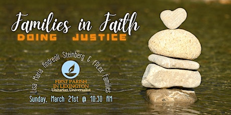 Families in Faith: Doing Justice tickets