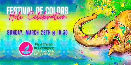 Holi Celebration - Hindu Festival of Colors tickets