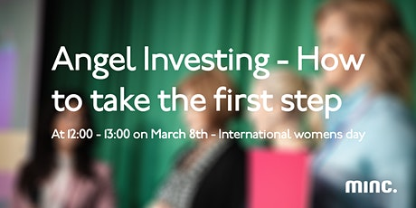 Angel investing - How to take the first step? tickets