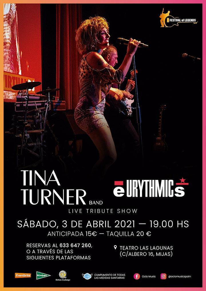 Tributo a Tina Turner Band & Eurythmics image
