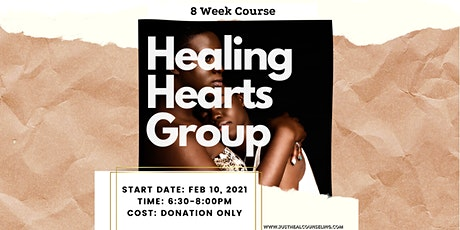 Healing Hearts Group tickets