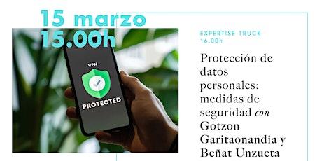 Protección de datos personales: medidas de seguridad boletos