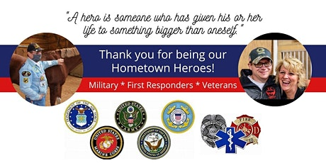 Together as One for Our Military & Local Heroes tickets
