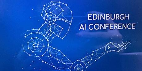 Edinburgh AI Conference tickets