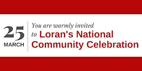 2021 National Community Celebration tickets