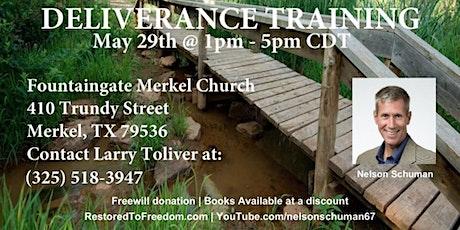 Deliverance Training in Merkel, TX tickets