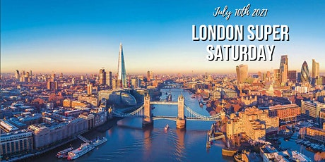 PlanNet Marketing UK London Super Saturday tickets