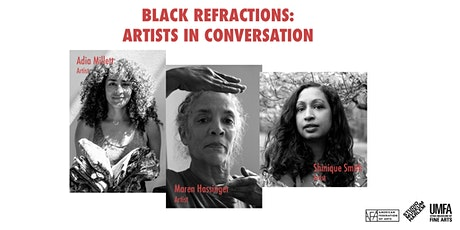 Black Refractions: Artists in Conversation tickets