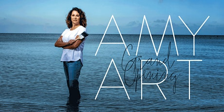 Naples Grand Opening of Amy Art Showroom & Studio, March 12 & 13, 4-6:30 tickets