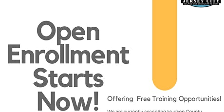 Free Training Opportunities tickets