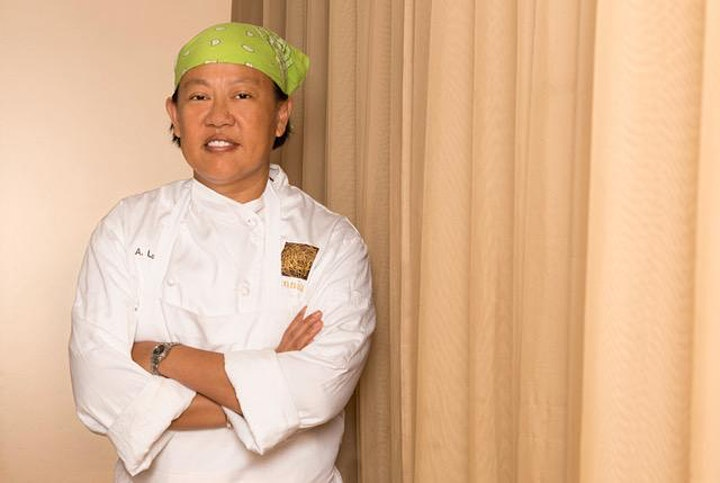 OPENING THE KITCHEN DOOR. Women Chefs Who Paved the Way. image