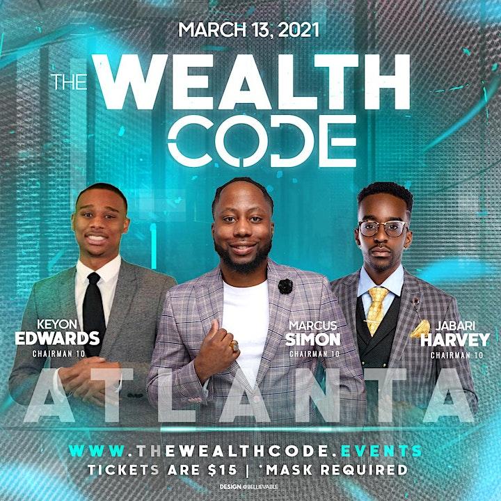 The Wealth Code Summit - ATLANTA image