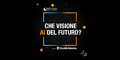 Scuola di Intelligenza Artificiale & Robotica - Modulo IV biglietti