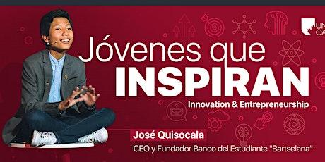 Jovenes Que Inspiran | Innovacion y Emprendimiento entradas