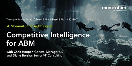 ABM for 2021 | Why Competitive intelligence is the missing ingredient? tickets