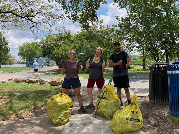 Alexandria River Cleanup image
