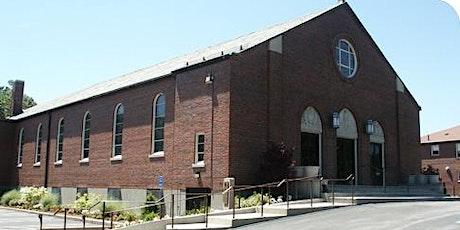 Weekend of Mar 7 (3rd Sun Lent) Mass - St. Margaret Church 12:00pm tickets