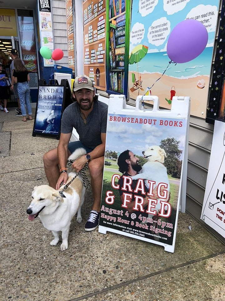 Craig & Fred | Second Chances Book Launch image