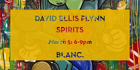 Spirits: Opening Reception for David Ellis Solo Show tickets