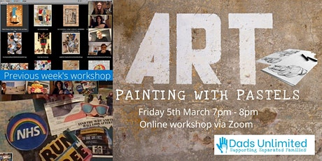 Art Workshop- Painting with Pastels tickets