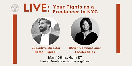 Your Rights As A Freelancer In NYC tickets