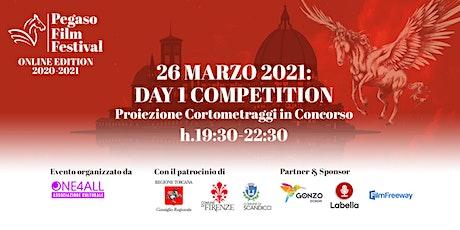 Pegaso Film Festival DAY 1 biglietti