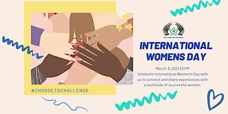 International Women's Day 2021 - #ChooseToChallangeOurCulturalNorms tickets