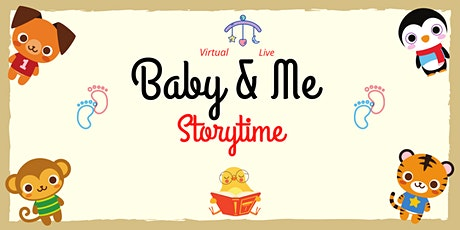 Online Baby & Caregiver Storytime tickets