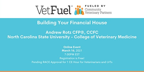 Building Your Financial House with Andrew Rotz CFP®, CCFC tickets