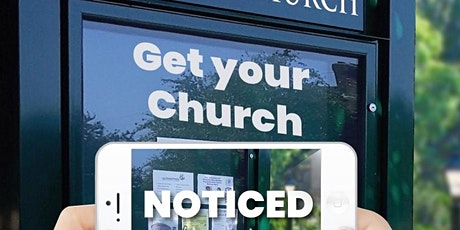 CONNECTED: Getting our church noticed by raising its profile tickets