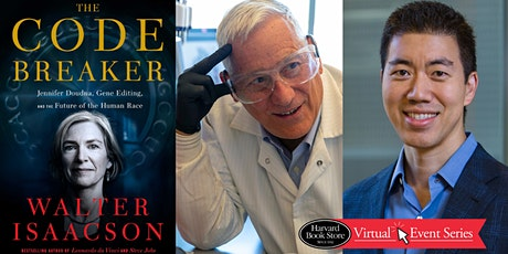 Virtual Event: Walter Isaacson tickets