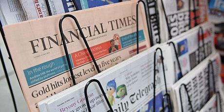 How to read the Financial Times & build Commercial Awareness tickets