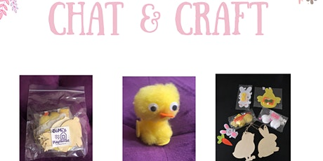 Chat & Craft tickets