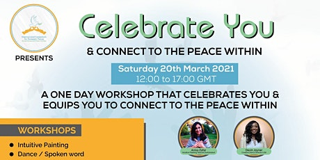 Celebrate You and Connect with the Peace Within tickets