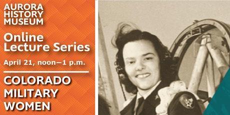 Online Lecture: Colorado Women in World War II tickets