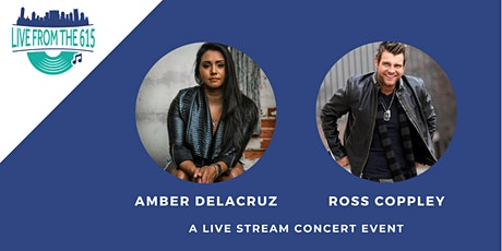 Amber DeLaCruz and Ross Coppley, Presented by RedBeard Entertainment tickets