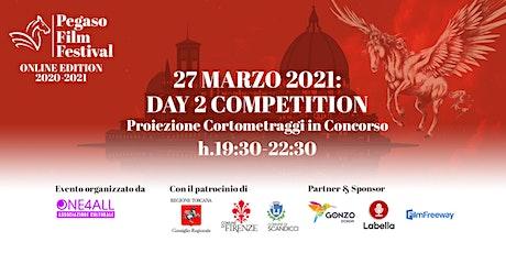 Pegaso Film Festival DAY 2 biglietti