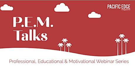 P.E.M. Talks - Technical Skills for Instagram Reels and Instagram Stories biglietti