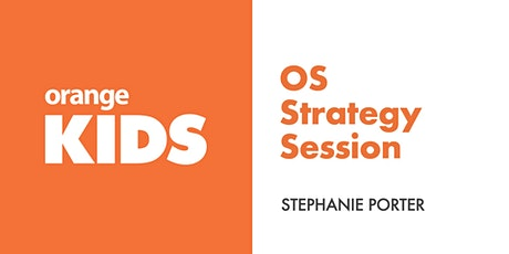 OS Strategy Session|Let's Talk about Volunteers tickets
