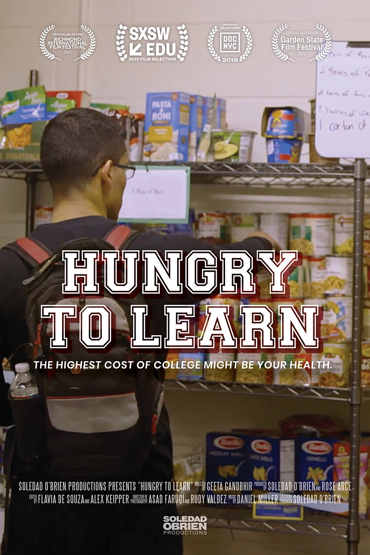 Hungry to Learn Film & Conversation image