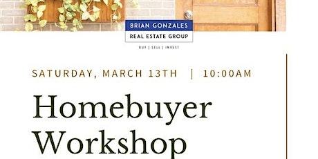 Home Buyers Workshop! tickets