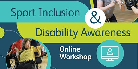 Sports Inclusion Disability Awareness Online Workshop - Wexford & Wicklow tickets