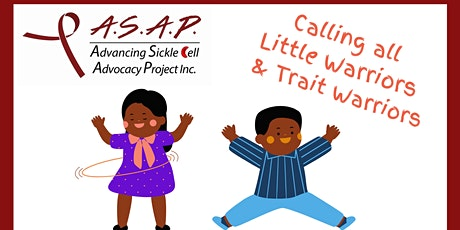 Little Sickle Cell Warriors Playdate biglietti