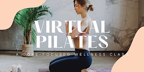 March Virtual Pilates with Maryana tickets