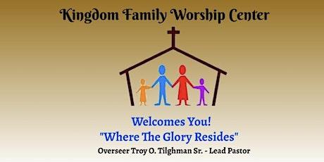 Kingdom Family Worship Center - Morning Glory Experience tickets