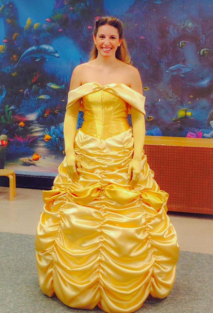 Tea With A Princess: A Virtual Tea Party Special Event - 5/23/21 image