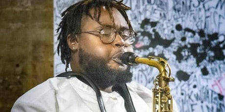 Lenard Simpson Quartet livestream at Fulton Street Collective tickets