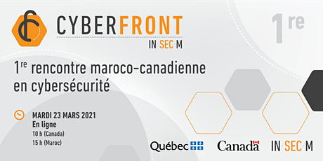 1re rencontre maroco-canadienne en cybersécurité tickets
