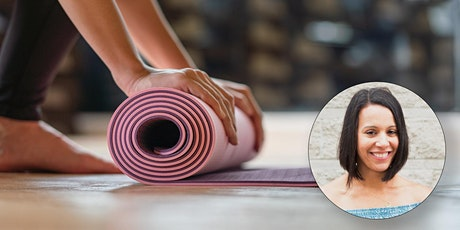 Virtual Class - Yoga with Myrika tickets
